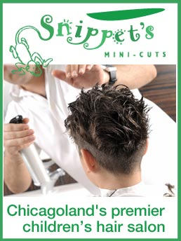 Snippets Mini Cuts - Chicago Children's hair salons